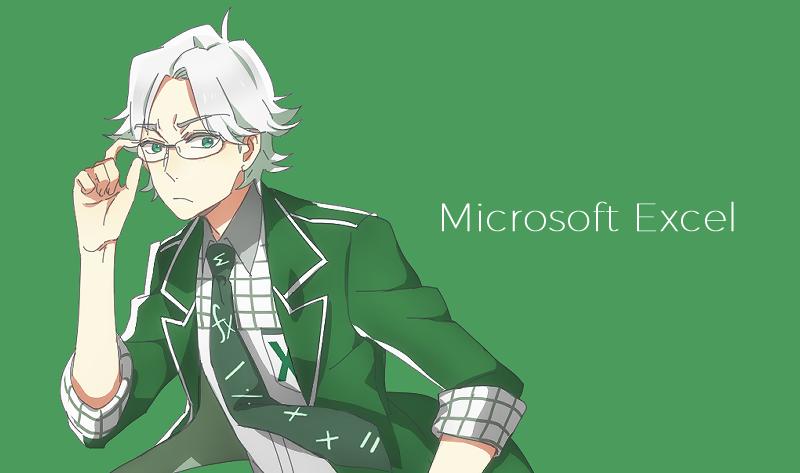 Excel by Cioccolatodorima