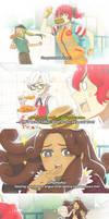 Fastfood-chan Anime?