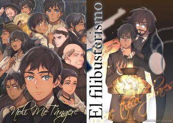 Noli Me Tangere and El FIlibusterismo by Cioccolatodorima