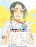 Paint Application Boys 3: Paint in MS Paint by Cioccolatodorima