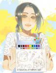 Paint Application Boys 3: Paint in MS Paint