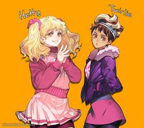 Anime Jollitown Gang (part 2)