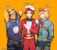 Anime Jollitown Gang (part 1)