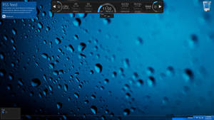 Windows 8 Desktop Blue Onyx