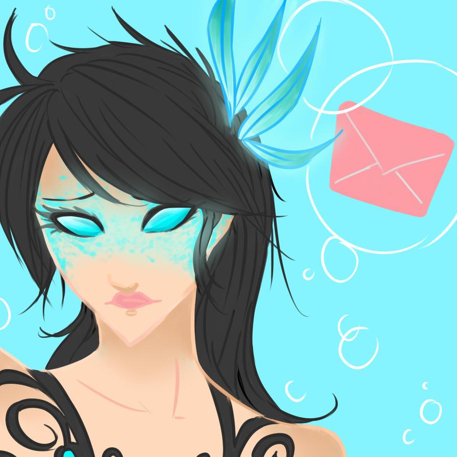 Blind Marai by Melantha963