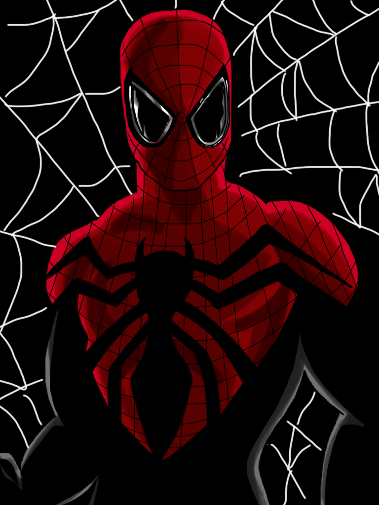 Superior Spider-Man - Full Digital Art (new suit) by ...