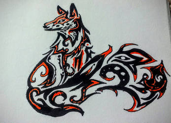 FoxFire by GlassScale