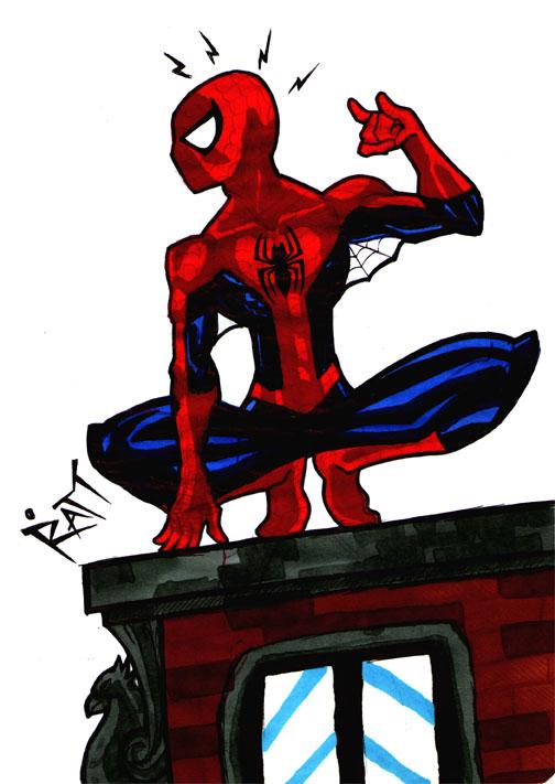 Spider Sense by daftRAM