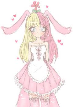 Lolita Maid Sketch