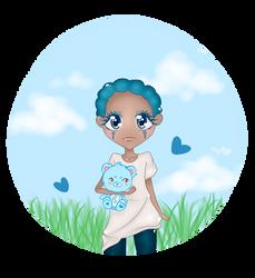 Commission Blue