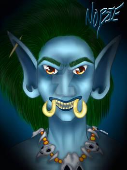 Nobie Troll (commission)