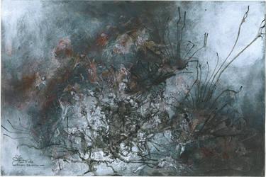 misty eruption by ferdfailano