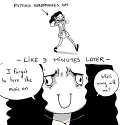 my life #1 by Lady-Bubulle