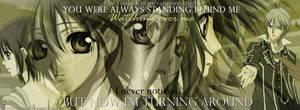 Turning around to you [Zeki] by Eeveelutionarii
