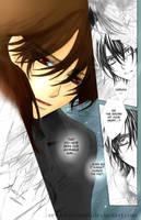 Haruka and Kaname Farewell... by Eeveelutionarii