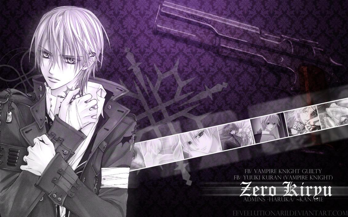Zero Kiryu by Eeveelutionarii on deviantART