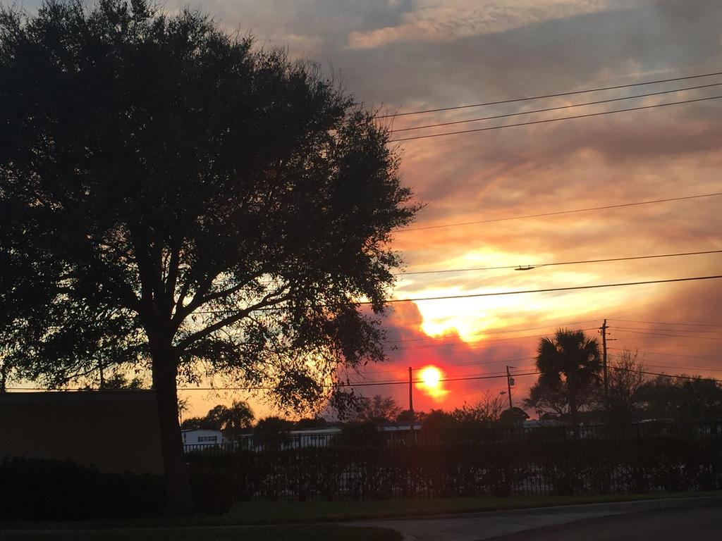 Smoke and Sunset by TriggerHappyHatter