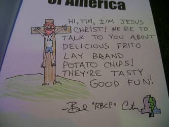 Jesus was a Ginger by rbcp