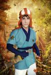 prince ashitaka from Princesse Mononok