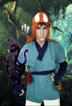 Ashitaka from Princesse Mononok by Salem c
