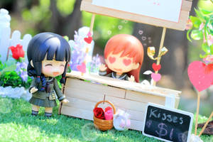The Kissing Booth is Open!! by Awesomealexis1