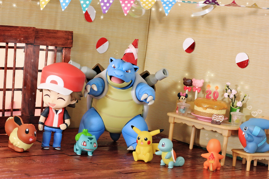 Pokemon Party by Aweso...