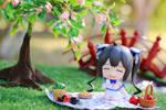 Picnicking!