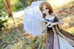 Autumn Goddess, Mirai by Awesomealexis1