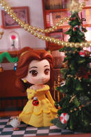 Belle's Christmas by Awesomealexis1