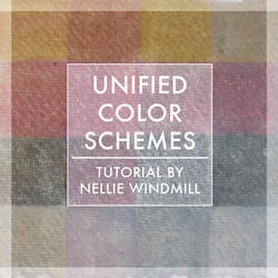 How to Create Unified Color Schemes