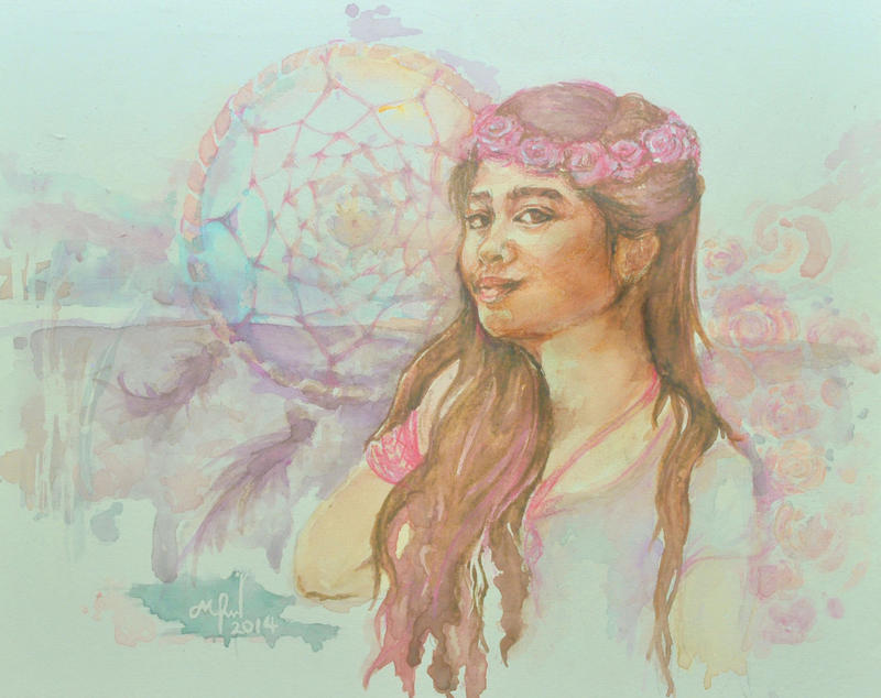 Joanna Rose by michstar090