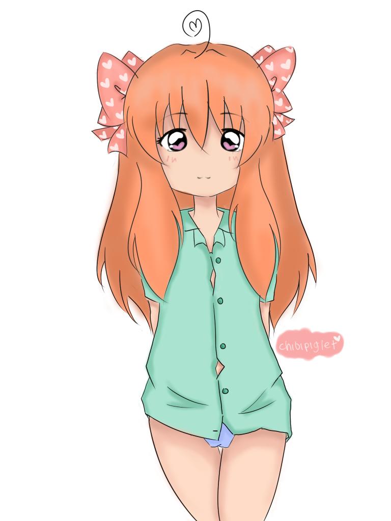 Daring Sakura Chiyo by chibipiglet