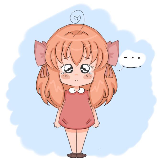 Crying sakura chiyo by chibipiglet