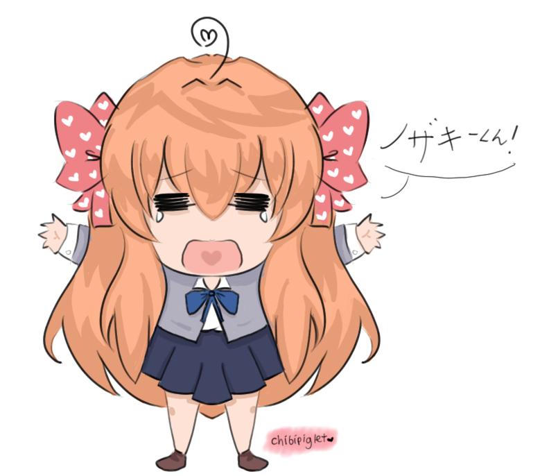 Sakura Chiyo by chibipiglet