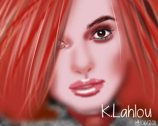 Keira Knightley by karamezzine