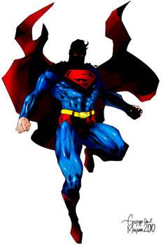 Superman Colors by BonGiuovi