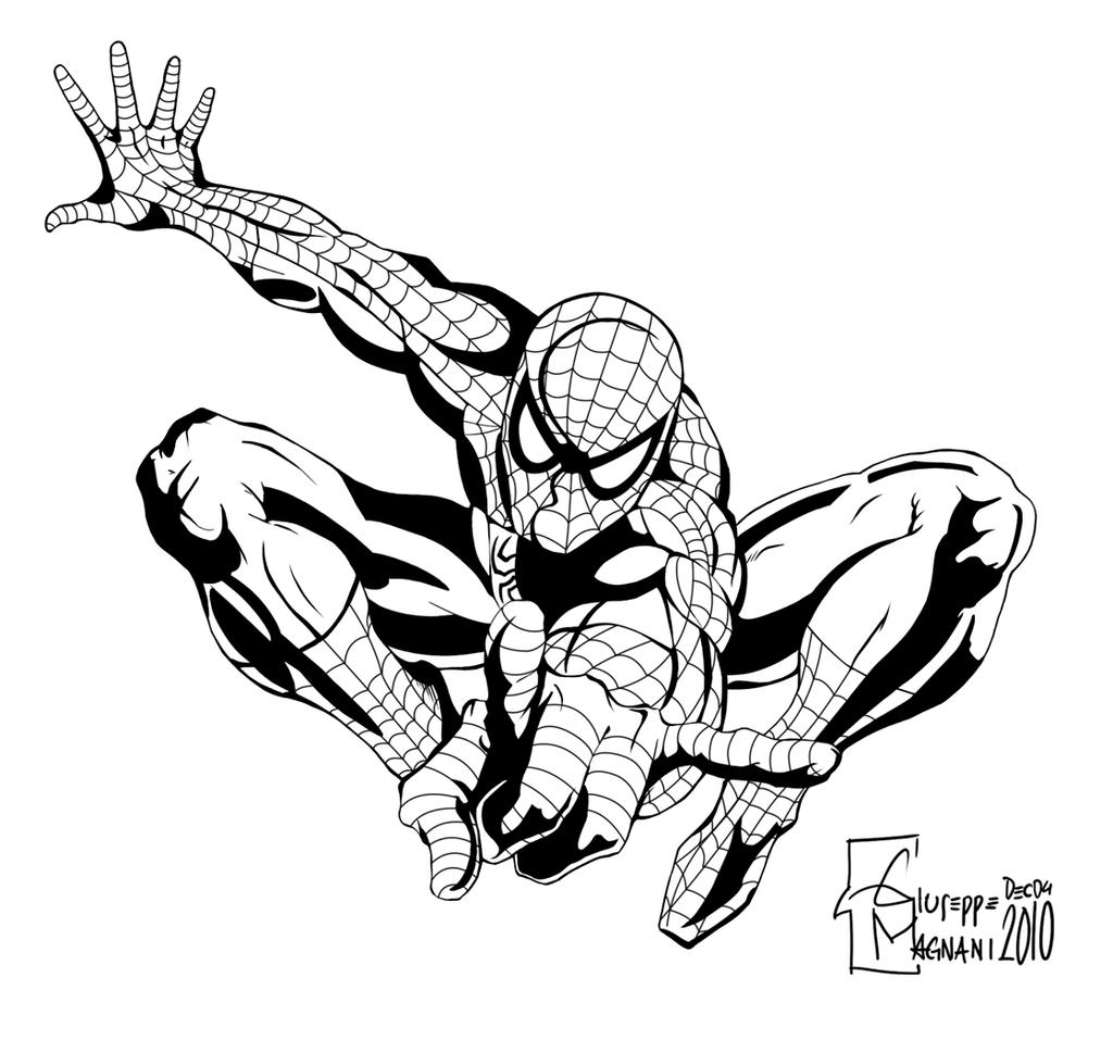 Image Result For Coloring Pages Spiderman