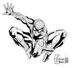 Spiderman Inks