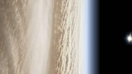 Above the Jupiter