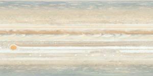 Jupiter 2018 Texture Map