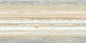 Jupiter 2017 Texture Map