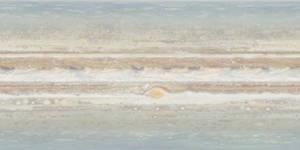 Jupiter 1996 Texture Map