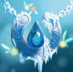 amulette d'eau