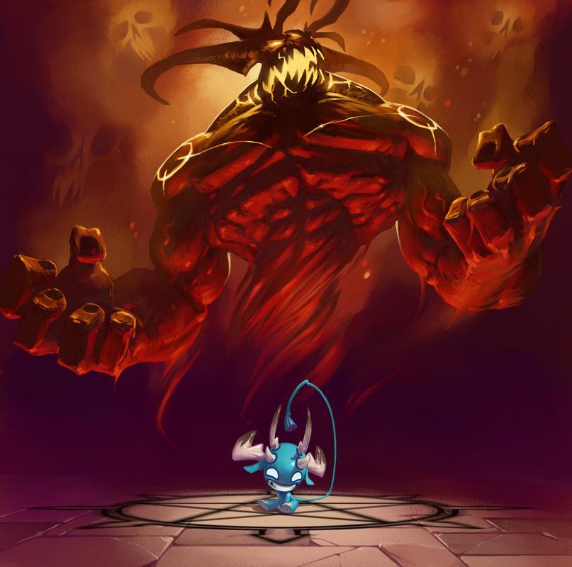 demon d'argos by naiiade