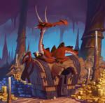 dragonnet avaricieux