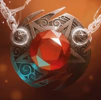 amulette d'air by naiiade