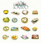 TOKAIDO meal