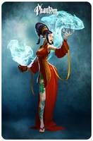 Mei Xiao-lin by naiiade