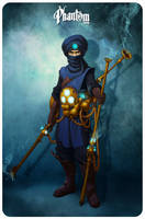 Ardeth Al-Misri by naiiade