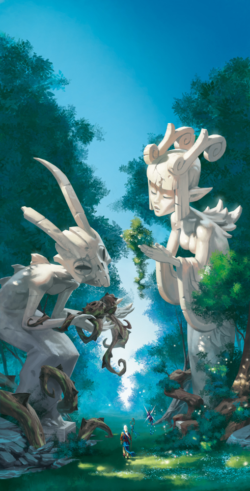 Seasons - Path Of Destiny by naiiade